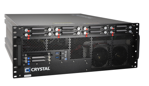RS4105L22 4U GPU server (Photo: Business Wire)