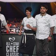 Lexus Culinary Masters Dominique Crenn and Ludo Lefebvre will participate in the 2020 Lexus All-Star Chef Classic At Home on October 17th (Photo: Business Wire)