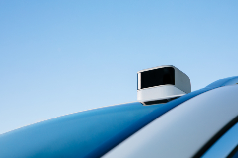 Aeva and ZF partner for production of first automotive grade FMCW LiDAR for automated driving. (Photo: Business Wire)