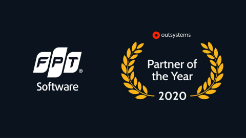 """FPT Software has recently been recognized by OutSystems as a """"Rising Star"""" Partner of the year in the Asia-Pacific region. (Graphic: Business Wire)"""