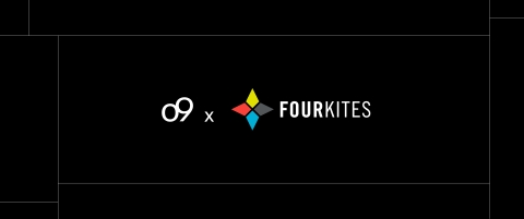 o9 Solutions and FourKites Partner to Bring Unprecedented Connectivity Between Freight Visibility and Planning Control Towers (Graphic: Business Wire)