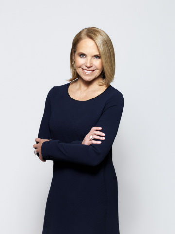 Katie Couric to co-host Ina Garten Virtual Book Signing Event on November 17th with Williams Sonoma. Photo Credit: National Geographic