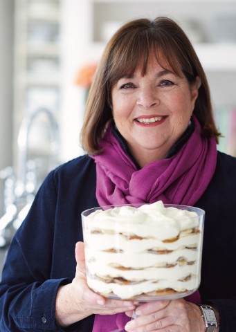 Ina Garten to Host Virtual Book Signing Events with Williams Sonoma Co-Hosted by Celebrity Friends Jennifer Garner and Katie Couric.