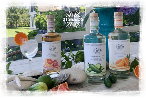 Southern Glazer's Wine & Spirits has signed a national distribution agreement with 21 SEEDS, an all-natural, real fruit infused tequila company. (Photo: Business Wire)