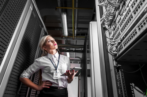 Companies can manage and track individual contingent worker profiles across multiple Physical Access Control Systems (PACS) and work sites, automating physical access for onboarding, transfers, job changes, training and certification validation, and off-boarding tasks. (Photo: Business Wire)