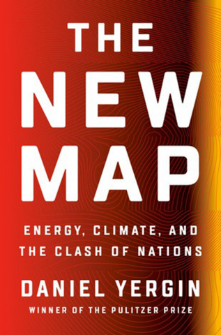 "Cover: ""The New Map: Energy, Climate and the Clash of Nations"" by Daniel Yergin. Published by Penguin Press September 15, 2020. (Photo: Business Wire)"
