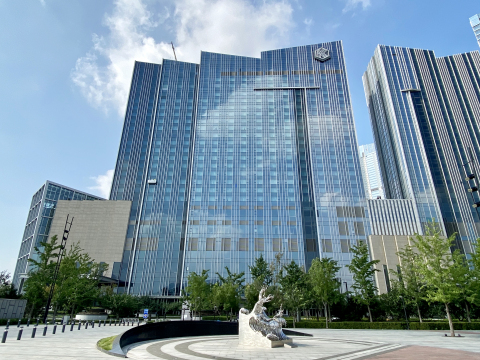 KHOS Shenyang Hotel Exterior (Photo: Business Wire)