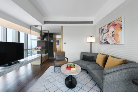 Langfang Room (Photo: Business Wire)
