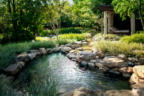 KHOS Qingyuan Outdoor Hotspring (Photo: Business Wire)
