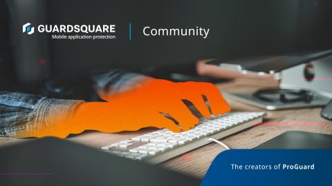 Guardsquare Community (Photo: Business Wire)