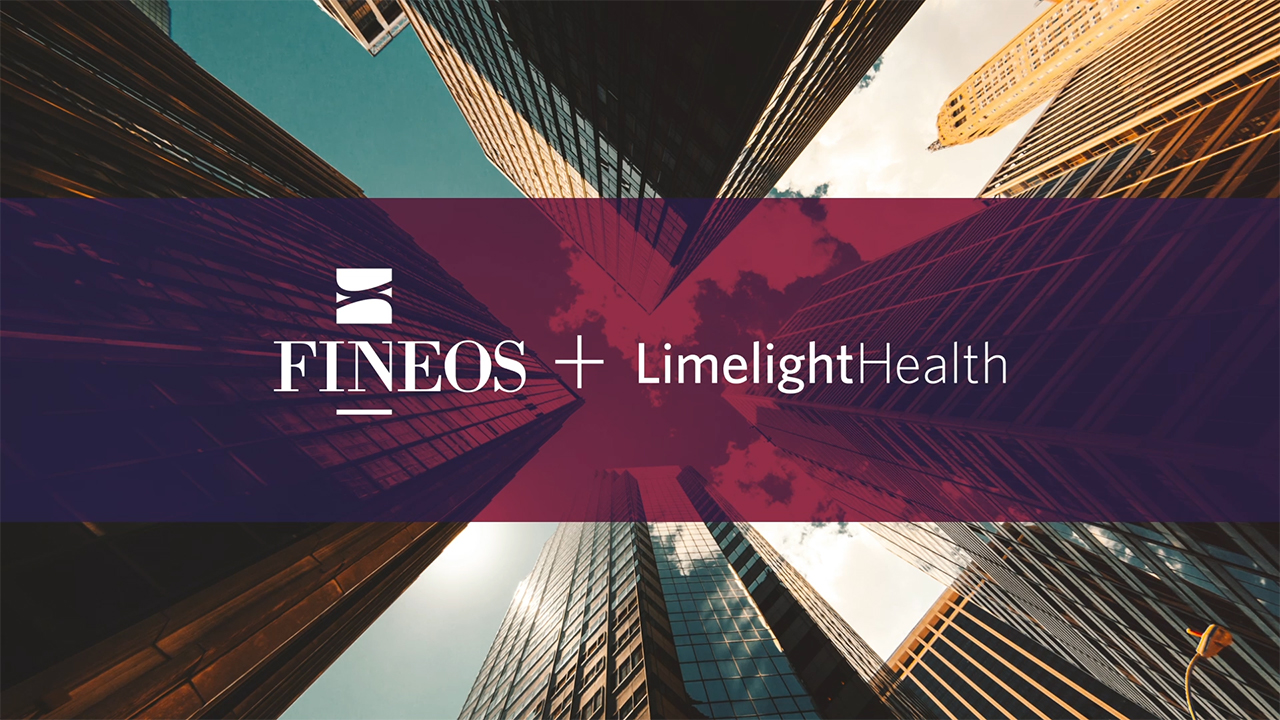 FINEOS + Limelight Health An overview video of FINEOS and Limelight Health