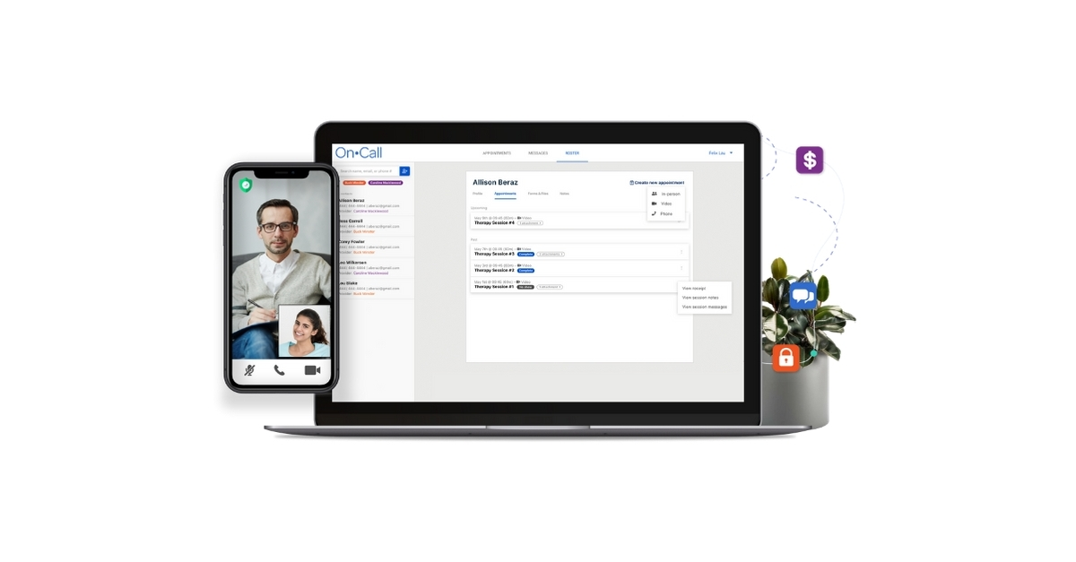 OnCall Health Raises $6M Series A to Enable Virtual Care Programs for Healthcare Brands - RapidAPI