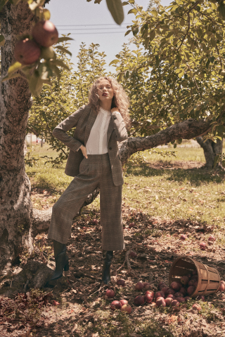 Make the most of every moment with Macy's incredible fall assortment of fashion, accessories, home and beauty, $69 - $139 (Photo: Business Wire)