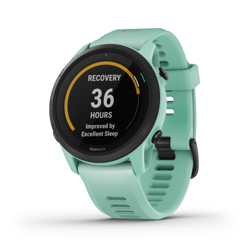Forerunner 745 in Neo Tropic  (Photo: Business Wire)