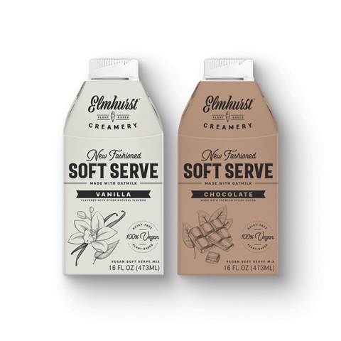 Elmhurst® Creamery™ New Fashioned Soft-Serve Ice Cream Mix (Photo: Business Wire)