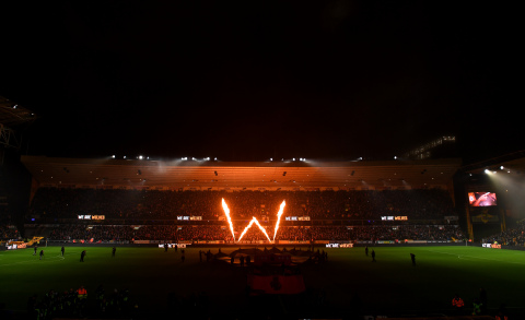The storied stadium has been Wolves' home ground since 1889 and engages fans worldwide. (Photo: Business Wire)