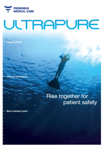 Fresenius Medical Care today announced the launch of the organization's first World Patient Safety Day initiative to raise awareness of the importance of ultrapure dialysis fluid for developing economies across Asia Pacific. (Graphic: Business Wire)