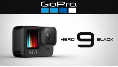 GoPro HERO9 Black (Photo: Business Wire)