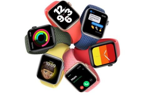 New Apple Watches (Photo: Business Wire)