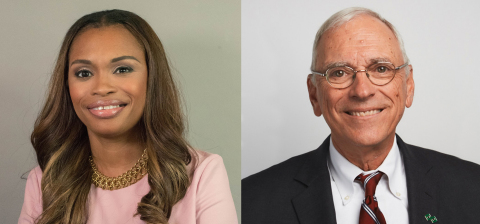Ann-Marie Mason and Frank Best (Photo: Business Wire)