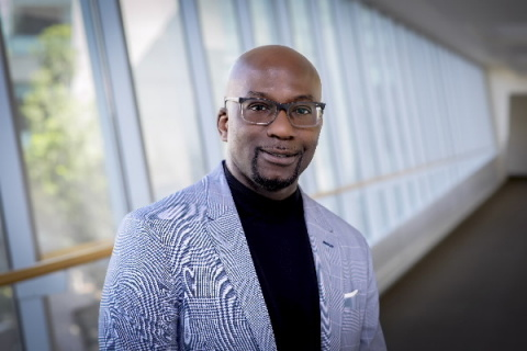 Rick Kittles, Ph.D., Director of the Division of Health Equities in the Department of Population Sciences at City of Hope (Photo: City of Hope)