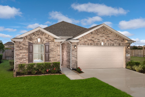 KB Home announces the grand opening of Anserra Springs, its latest new-home community in Katy, Texas (Photo: Business Wire)