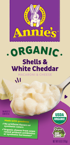 Organic wheat grown at Gunsmoke Farms will be used in Annie's Mac & Cheese pasta products. (Photo: Business Wire)