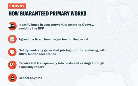 How Guaranteed Primary Works (Graphic: Business Wire)
