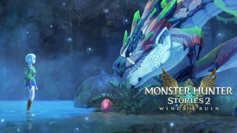 Another Monster Hunter game announced during the presentation, MONSTER HUNTER STORIES 2: Wings of Ruin, tasks players to become a Monster Rider and embark on an RPG adventure filled with popular monsters from the series. (Photo: Business Wire)