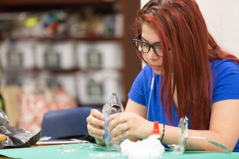 NMSI programs have been shown to improve Advanced Placement® performance and college readiness. (Photo: Business Wire)