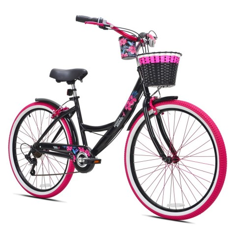 Kent is supporting Susan G. Komen® through sales of the 26'' women's floral cruiser bike. Learn more at www.livepink.org.  (Photo: Business Wire)