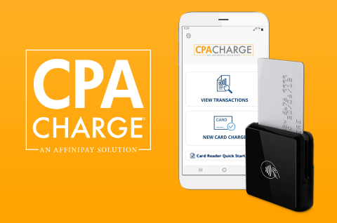 CPACharge Introduces New Mobile App for Busy CPAs to Get Paid Faster, More (Photo: Business Wire)