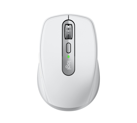 The new MX Anywhere 3 and MX Anywhere 3 for Mac Wireless Compact Mice, low-profile mice designed for advanced creators, developers and anyone who seeks performance, portability and comfort anywhere they need to work. (Photo: Business Wire)