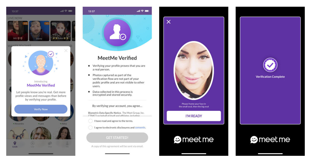 In age to meetme app your change Update your
