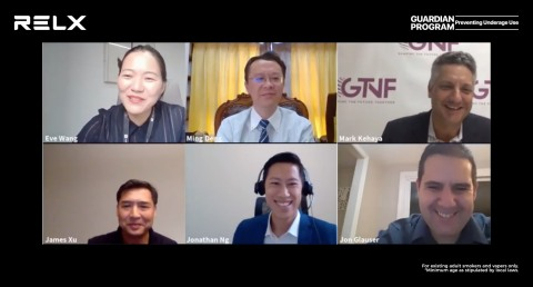 Jonathan Ng speaking at the GTNF Innovations on the Horizon panel. (Photo: Business Wire)