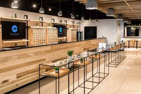 Columbia Care's second adult-use cannabis dispensary in the Chicagoland area. (Photo: Business Wire)