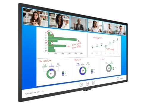 Planar introduces the Planar HB Series Huddle Board, a line of new LCD displays quick and efficient collaboration (Photo: Business Wire)