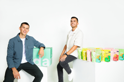 Co-founder & CEO Ross Mackay (left) and Co-founder & COO Eliott Kessas (right) (Photo: Business Wire)