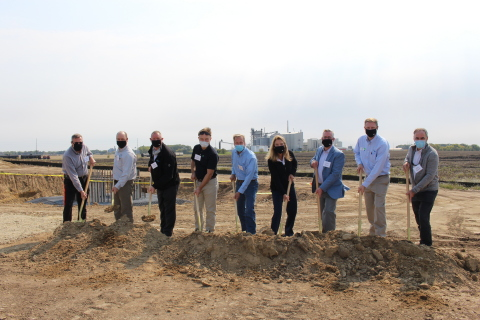 Business and Community Leaders Celebrate Groundbreaking Ceremony in Albert Lea (Photo: Business Wire)