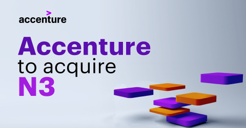 Accenture agreed to acquire N3. (Graphic: Business Wire)
