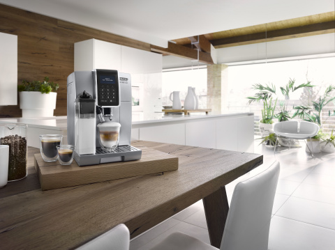 De'Longhi Elevates the At-Home Coffee Experience with Full Coffee and Espresso Line-up