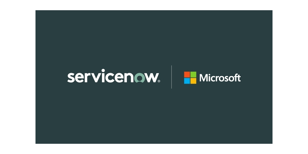 ServiceNow Delivers New Native Workflows in Microsoft Teams to Power the Future of Work