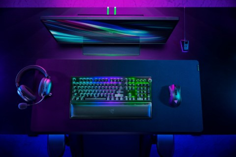 Razer reinvents wireless gaming with the new BlackShark V2 Pro, BlackWidow V3 Pro and DeathAdder V2 Pro peripherals. (Photo: Business Wire)