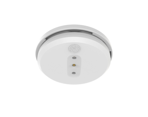 Current's patent pending viricidal LED light is set to launch this fall in a puck form factor similar to a smoke detector. Compact and unobtrusive, the new LED product delivers continuous UVC and can be installed on ceilings virtually everywhere. (Photo: Business Wire)
