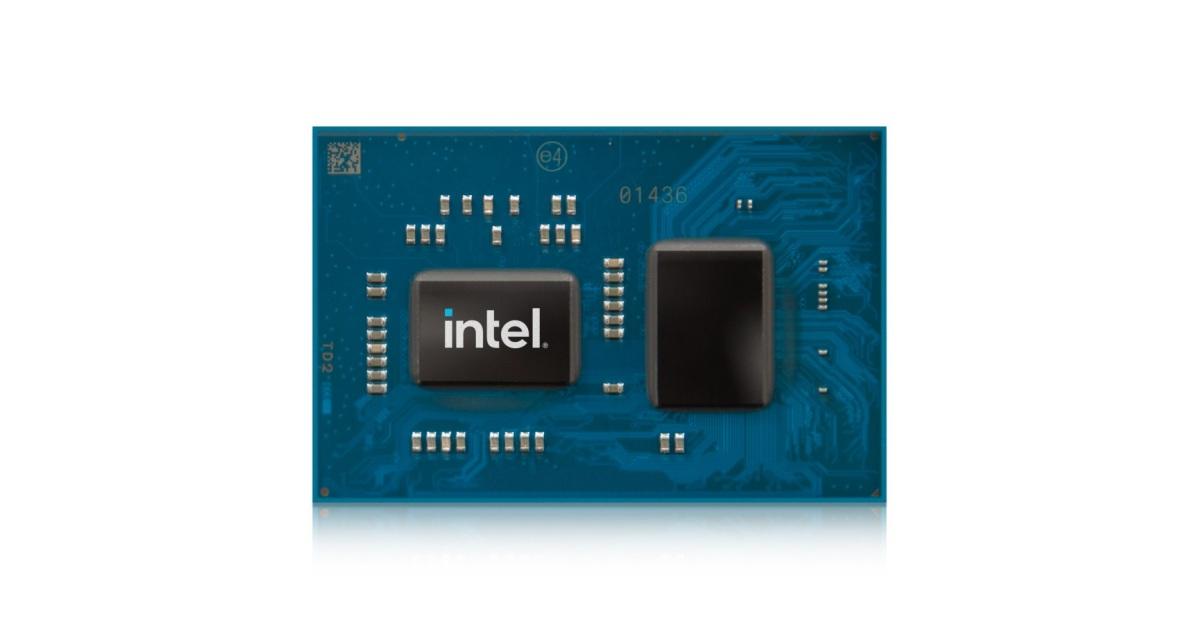 Intel Atom x6000e 1.