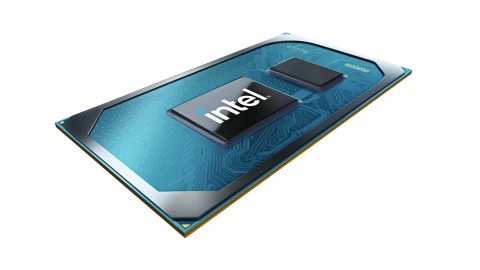 11th Gen Intel Core processors for IoT are enhanced specifically for essential internet of things applications that require high-speed processing, computer vision and low latency deterministic computing. They were introduced in September 2020. (Credit: Intel Corporation)