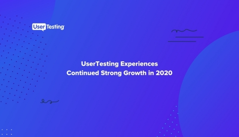 UserTesting Company Milestones (Graphic: Business Wire)