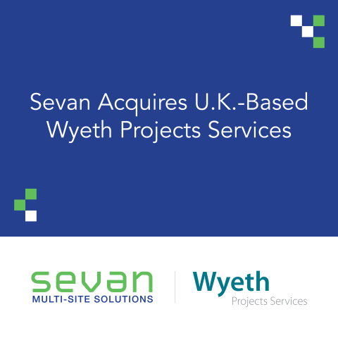 Sevan Multi-Site Solutions acquires Wyeth Projects Services (Graphic: Business Wire)