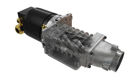 伊頓的Twin Vortices Series (TVS®)技術提供精確而快速的氣流控制,進而能夠快速控制燃料電池電壓。(照片:美國商業資訊)