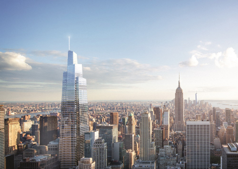 One Vanderbilt represents a new dawn for how we think about the purpose of commercial real estate in cities like New York (Photo: Business Wire)